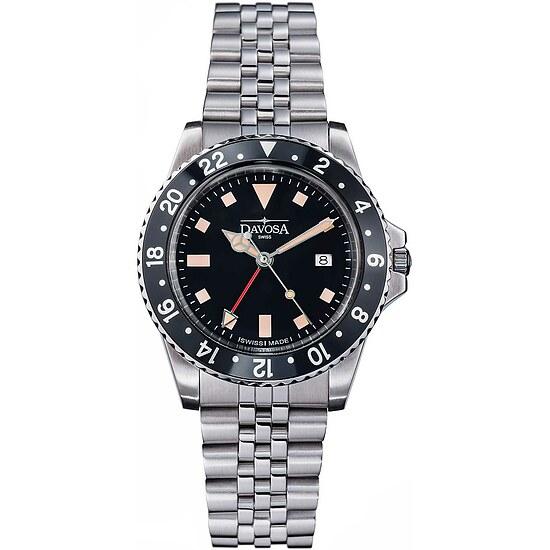 Herrenuhr von Taucher Vintage Diver 163.500.50
