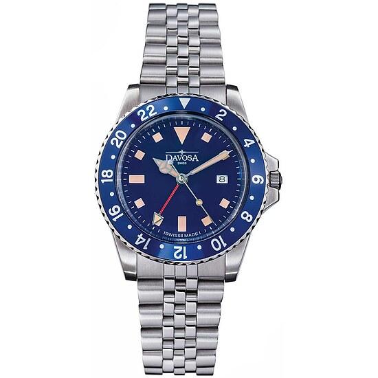 Herrenuhr von Taucher Vintage Diver 163.500.40