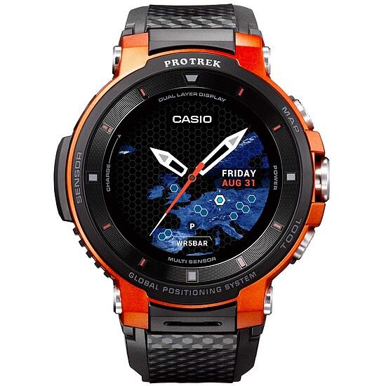 Pro Trek Smart OutdoorWatch WSD-F30-BR Herrenuhr Uhrenserie Smart Watch