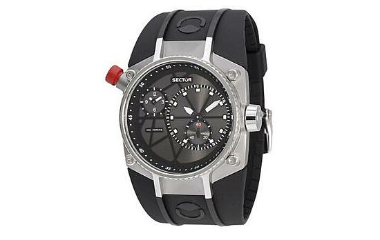 Image of Sector Eagle 42,195 Dual Time R3251395025