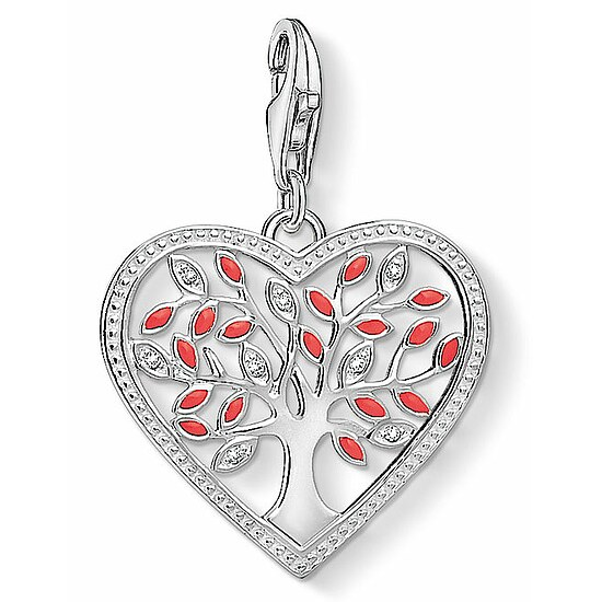 Thomas Sabo CC 1504-041-27 Anhänger Heart Charm Club Tree of Love-Herz
