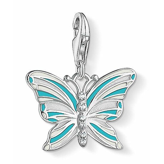 Thomas Sabo CC 1515-041-17 Anhänger Butterfly CHARM CLUB Schmetterling