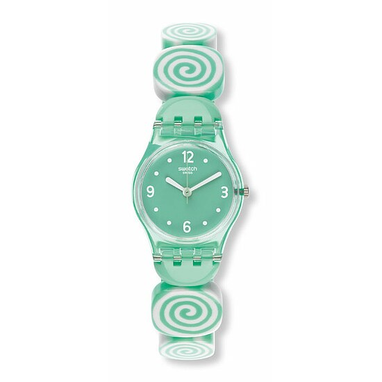 Swatch Uhr LG 126 A PASTRY CHEFS Original Lady Sminty