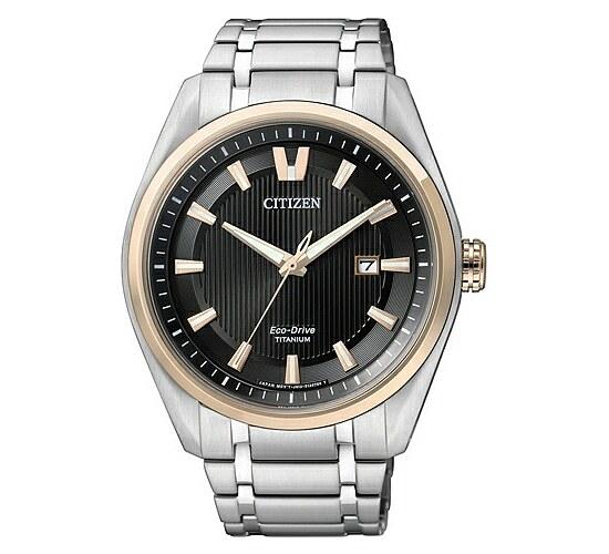 Herrenuhr von Citizen Eco Drive Super Titanium AW1240-57A bei Uhrendirect - Markenuhren