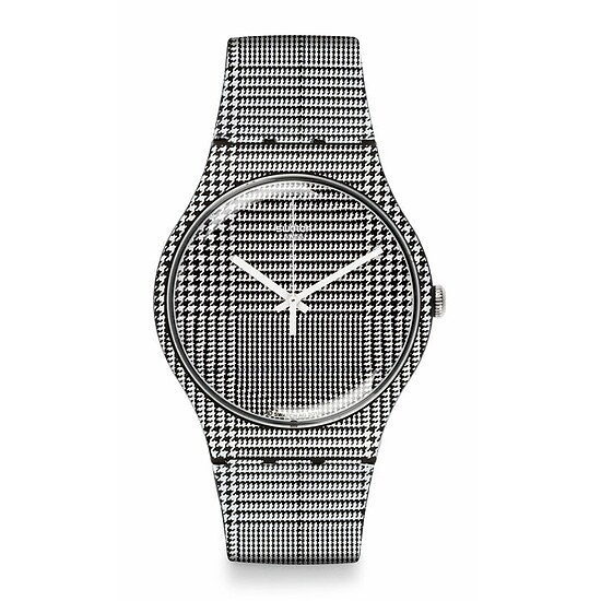 Swatch Uhr SUOB113 FOR THE LOVE OF PATTERNS New Gent For the Love of W