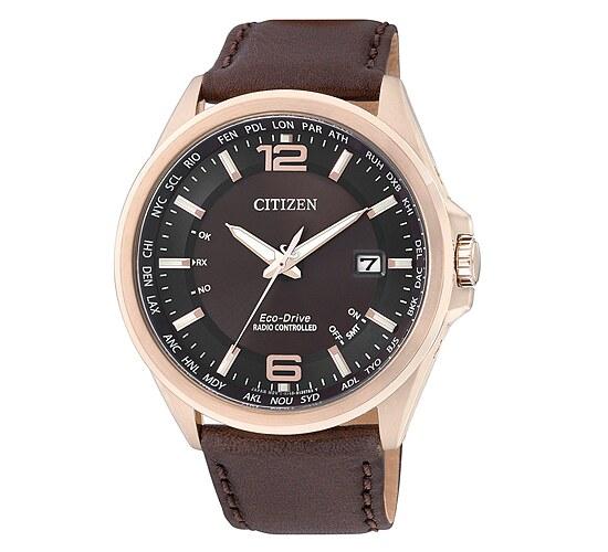 Citizen Eco Drive Funkuhr CB0017-03W bei Uhrendirect - Markenuhren