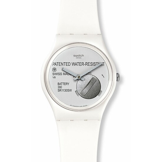 Swatch Uhr GW170 TECH MODE Gent Yrettab