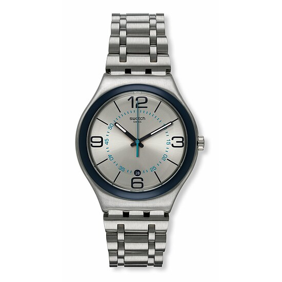 Swatch Uhr YWS413G Irony Big Classic TECH MODE Cycle Me
