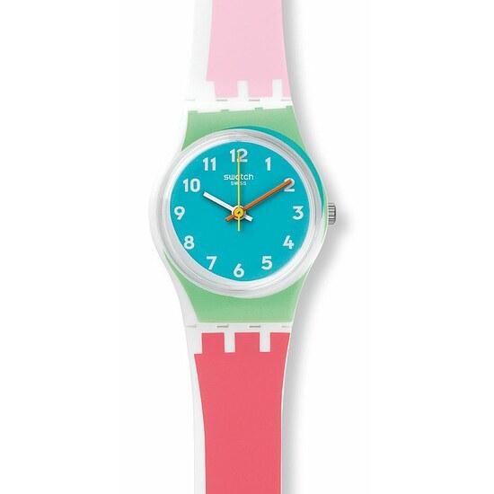 Swatch Uhr LW146 SPORT MIXER Original Lady De Travers
