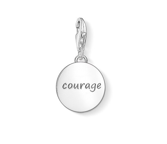 Thomas Sabo CC 1298-001-12 Anhänger Charm Club STRENGTH