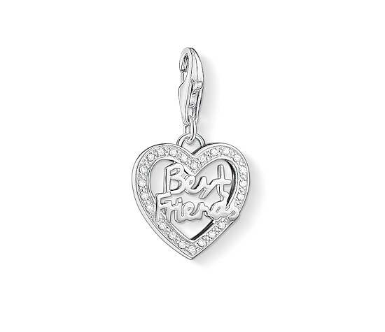 Thomas Sabo CC 1307-051-14 Anhänger Charm Club BEST FRIENDS