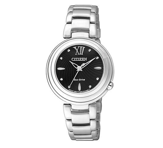 Citizen Uhren EM0331-52E Eco-Drive Damen-Uhr Citizen L