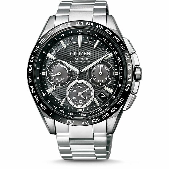 Eco Drive Satellite Wave CC9015-54E