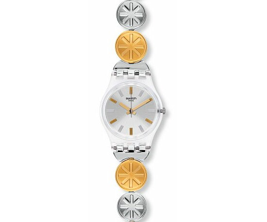 Swatch Uhr LK348G APRÈS-SKI Original Lady Tinkle Winkle