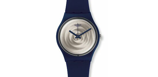Swatch Uhr GN244 POWER TRACKING Gent Brossing