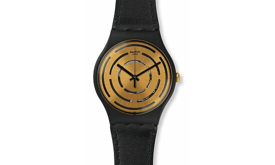 Swatch Uhr SUOB126 POWER TRACKING New Gent Seeing Circles