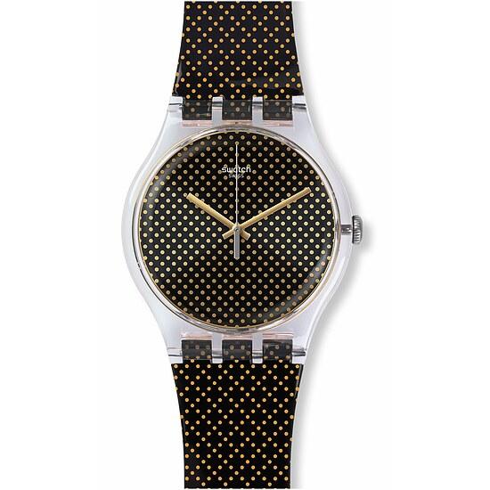 Swatch Uhr SUOK119 ARCHI-MIX New Gent Gridlight