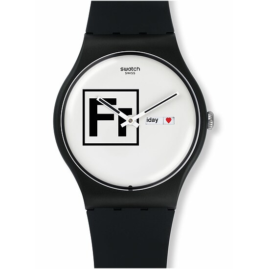 Swatch Uhr SUOB722 VOICE OF FREEDOM New Gent Fritz