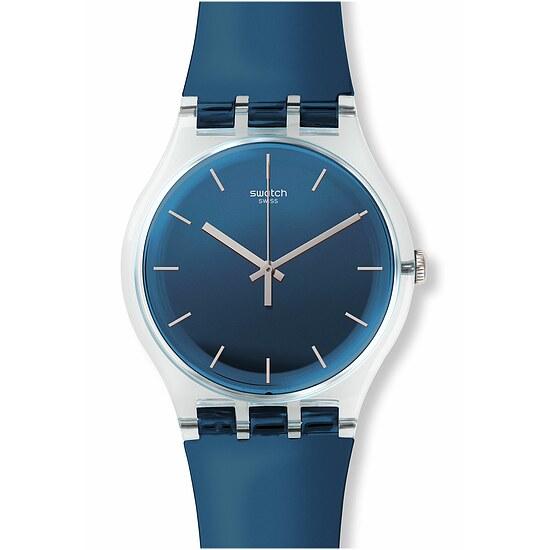 Swatch Uhr SUOK126 MAGIES D'HIVER New Gent Encrier