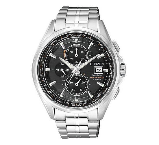 Eco Drive Funkuhr AT8130-56E