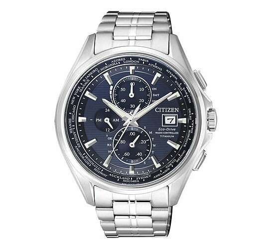 Eco Drive Funkuhr AT8130-56L