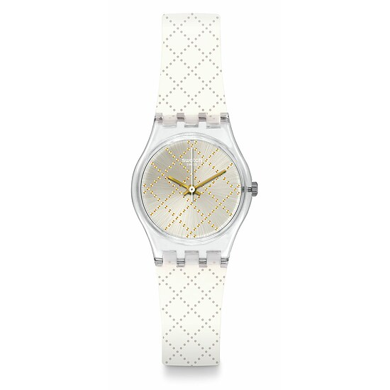 Swatch Uhr LK365 TRAVELER'S DREAM Original Lady Materassino