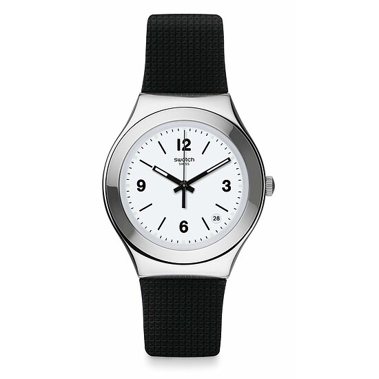 Swatch Uhr YGS475 TIME TO SWATCH Irony Big Line Out