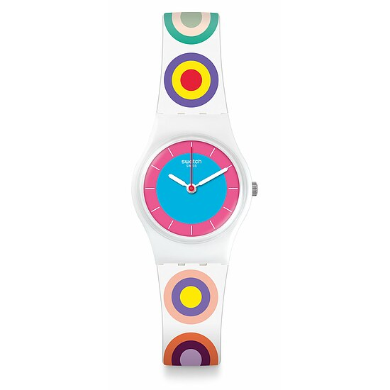 Swatch Uhr LW153 MOSAICI & MORE Original Lady Girling