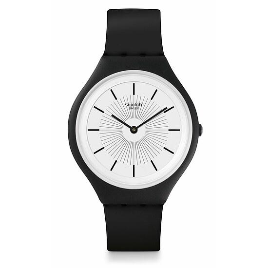 Swatch Uhr SVUB100 NEW SKIN BIG Skinnoir