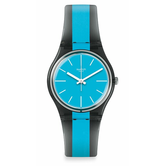 Swatch Uhr GM186 ACTION HEROES Azzurrami