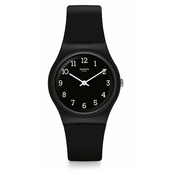 Swatch Uhr GB301 TIME TO SWATCH  Gent Blackway