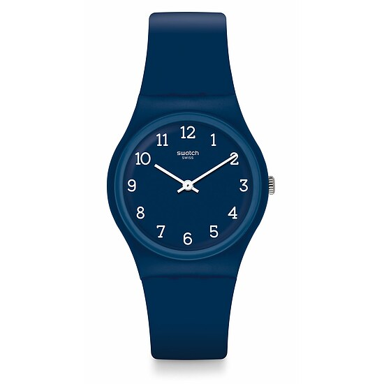 Swatch Uhr GN252 TIME TO SWATCH  Gent Blueway