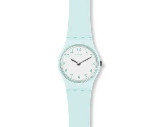 Swatch Uhr LG129 TIME TO SWATCH Original Lady Greenbelle