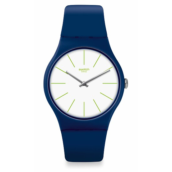 Swatch Uhr SUON127 TIME TO SWATCH  New Gent Bluesounds