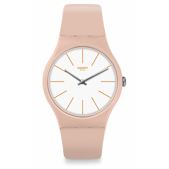 Swatch Uhr SUOT102 TIME TO SWATCH  New Gent Beigesounds