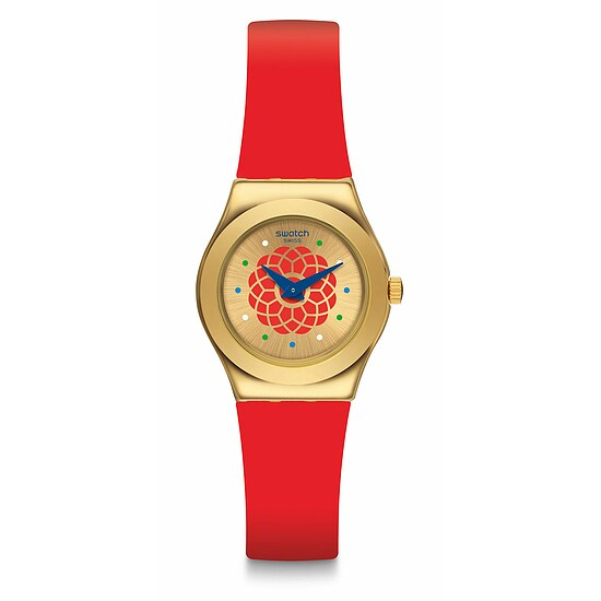 Swatch Uhr YSG151 COUNTRYSIDE Irony Lady Parfum d'Orient