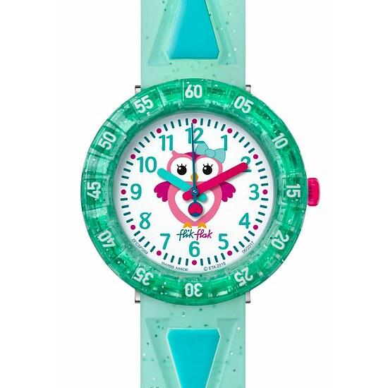 Flik Flak Uhren-Serie FCSP059 GREAT CAMPING Kinderuhr Power Time Girls (7+) Get Minty