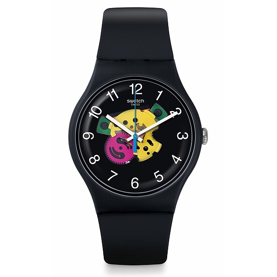 Swatch Uhr SUOB140 COLOR STUDIO New Gent Patchwork