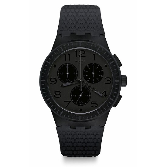 Swatch Uhr SUSB104 TIME TO SWATCH Chrono Plastic Piege