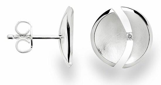 Bastian 12585 Inverun Silber Ohrstecker Diamant