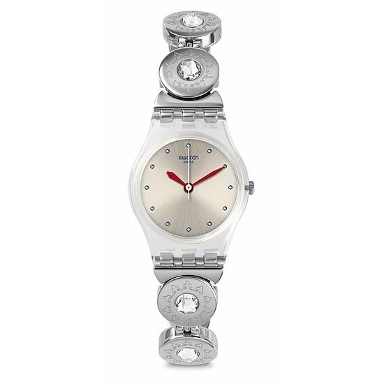 Swatch Uhr LK375G BRIT-IN Original Lady L'Inattendue