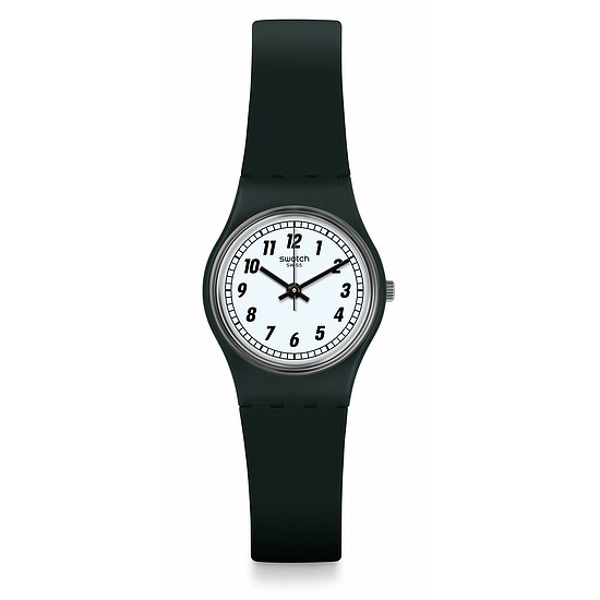 Swatch Uhr LB184 TIME TO SWATCH Original Lady Something Black