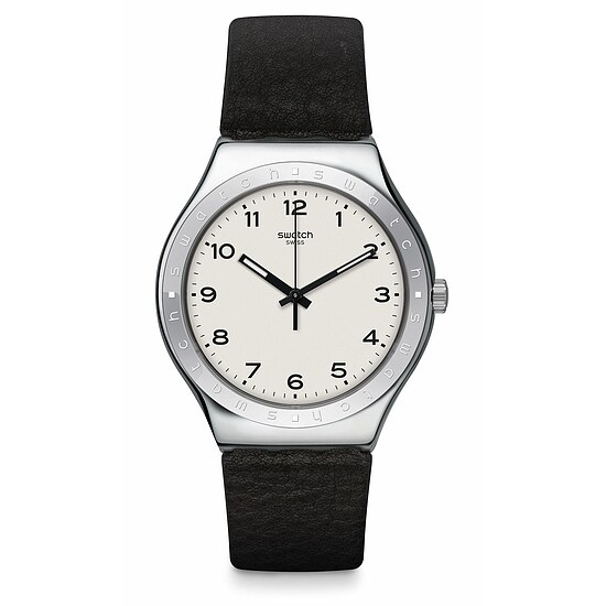 Swatch Uhr TIME TO SWATCH YWS101 Irony Big Classic Big Will