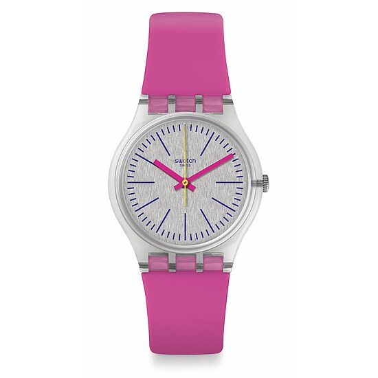 Swatch Uhr GE256 THE SWATCH VIBE Gent Fluo Pinky