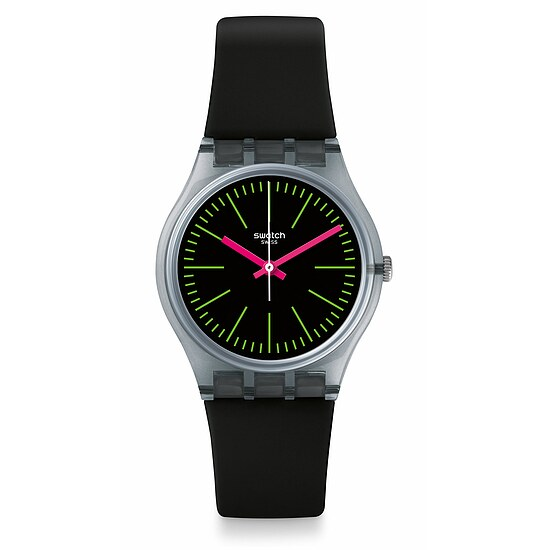 Swatch Uhr GM189 THE SWATCH VIBE Gent Fluo Loopy