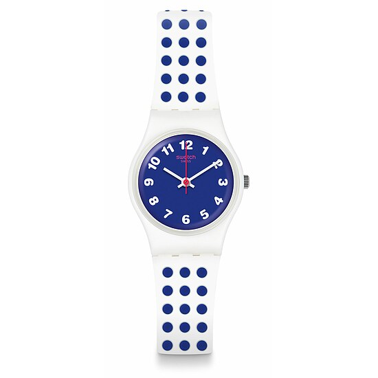 Swatch Uhr LW159 THE SWATCH VIBE  Original Lady Bluedots