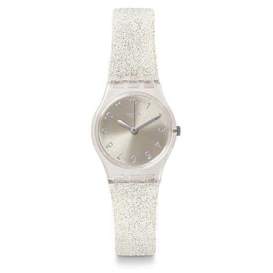 Swatch Uhr LK343E TIME TO SWATCH Original Lady Silver Glistar Too