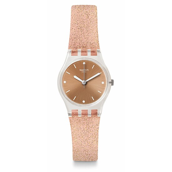 Swatch Uhr LK354D TIME TO SWATCH Original Lady Pinkindescent Too
