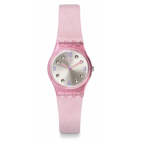 Swatch Uhr LP132C TIME TO SWATCH Original Lady Rose Glistar
