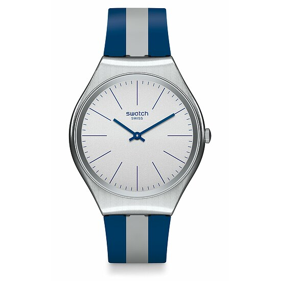 Swatch Uhr SYXS107 The Future Classic SKIN IRONY Skinspring